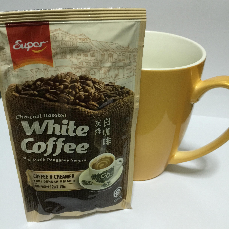 Super Charcoal Roasted White Coffee Katong Kids Inc Singapore Kopi Wihte Stimulating Experience